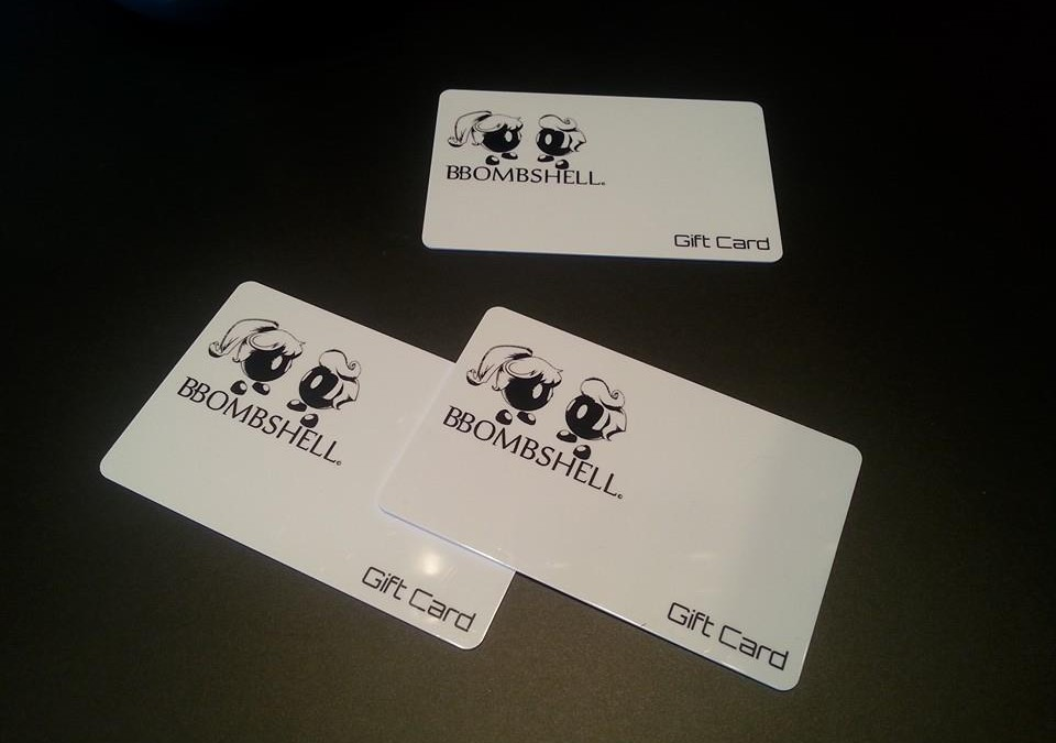 B-bombshell Salon Gift Cards
